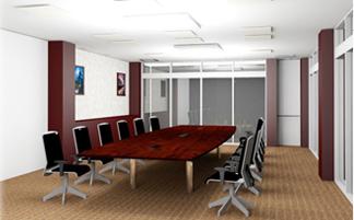 オフィス内装 施工例05