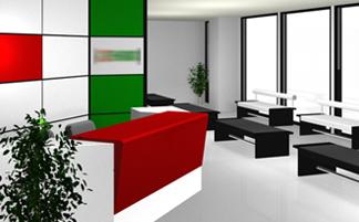 オフィス内装 施工例09